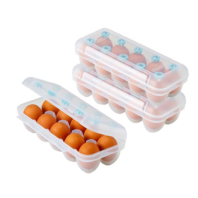 씨밀렉스 계란보관용기 10구 3p