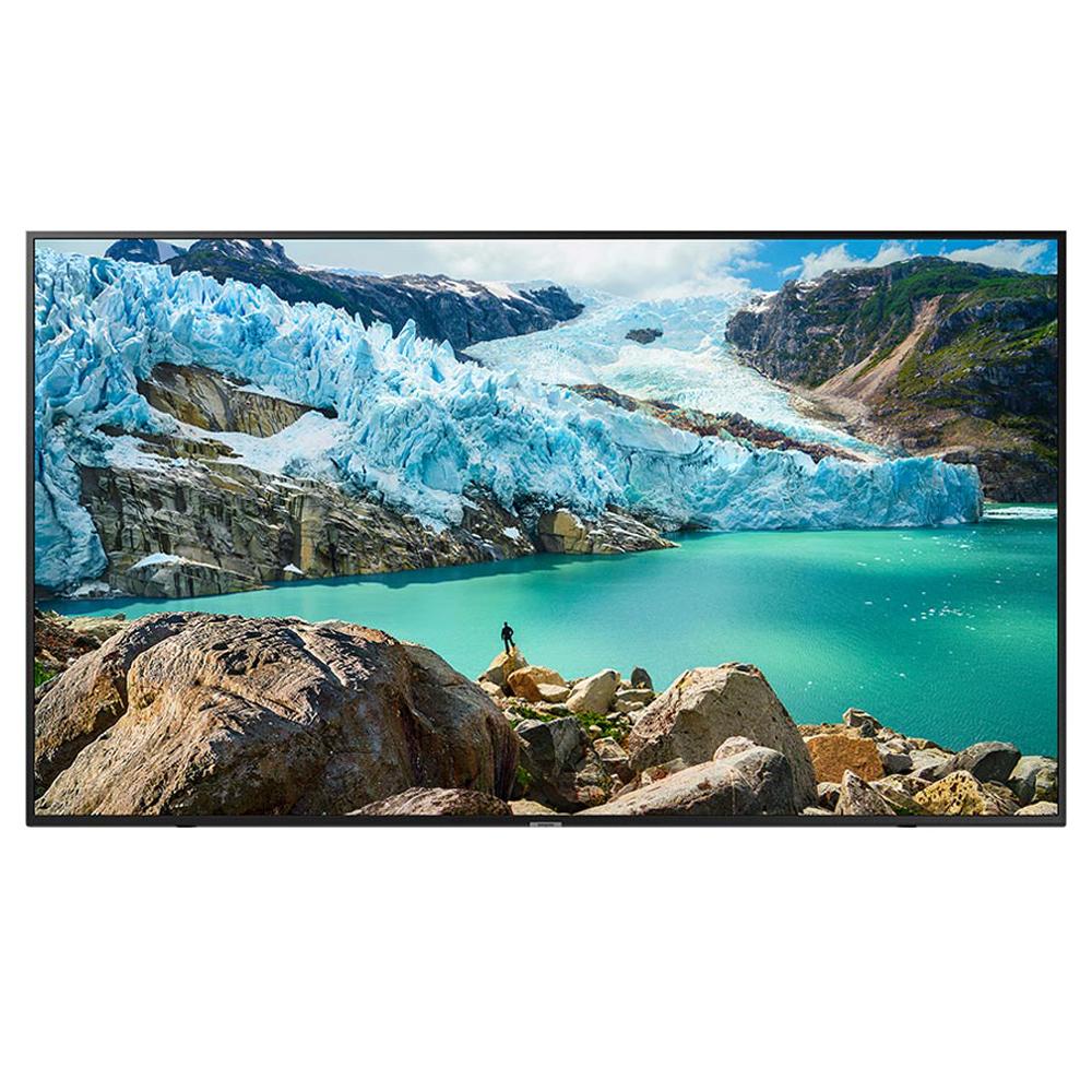 삼성전자 프리미엄 UHD 138cm TV 방문설치, 벽걸이형, UN55RU7100FXKR + WMN4070SR(벽걸이형)