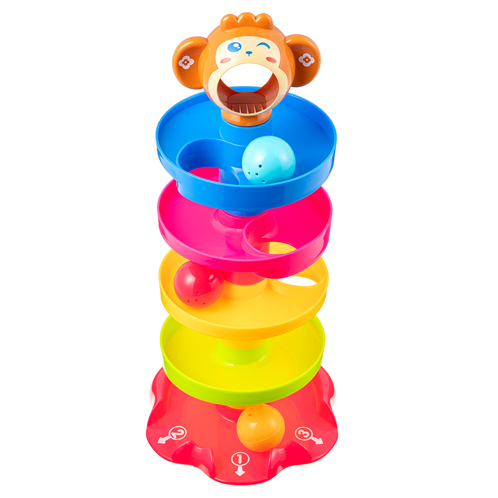 공굴리기 감각발달 장난감
