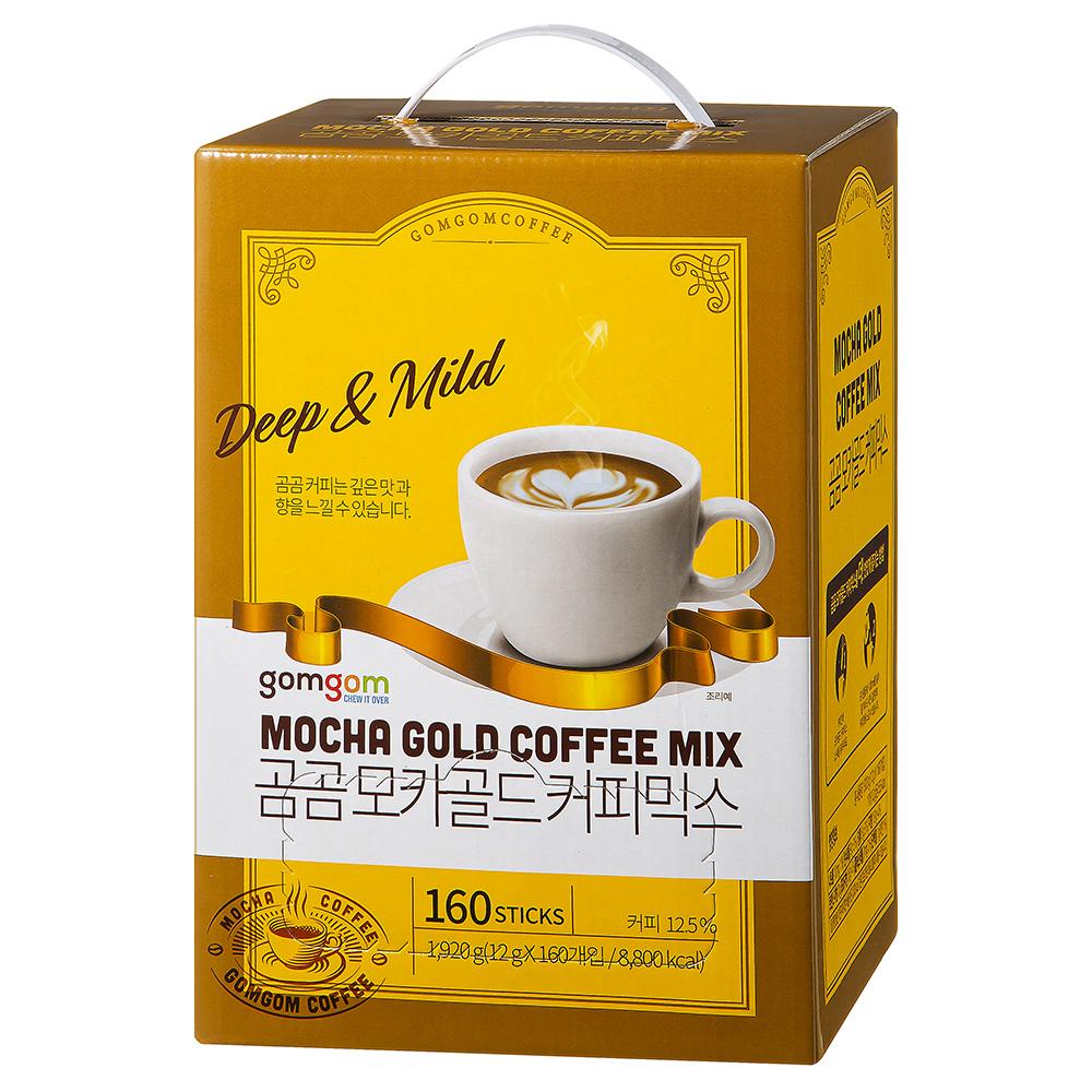 곰곰 모카골드 커피믹스, 12g, 160개입