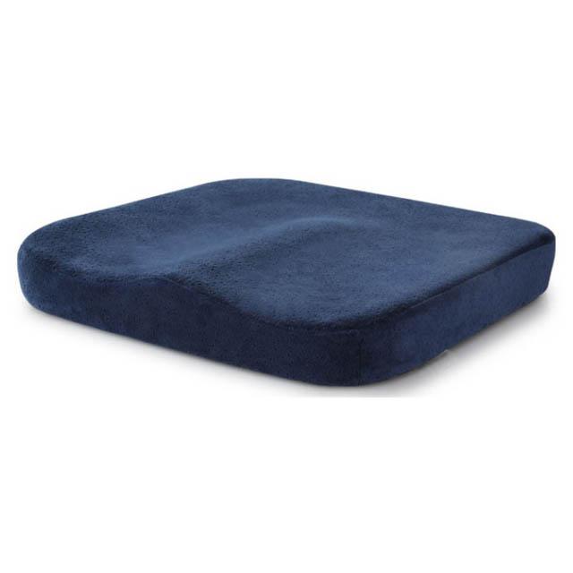 힙앤바디 매쉬 의자 방석, 네이비