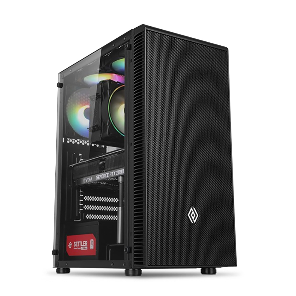 컴맹닷컴 조립PC CM93FC-165SX (인텔 i3-9100F GTX1650 SUPER RAM 16GB SSD 240GB WIN미포함), 기본형