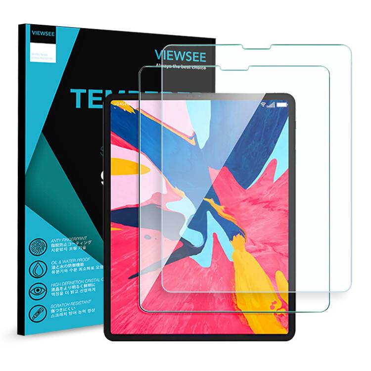 뷰씨 휴대폰 강화유리필름 2p, 단일 색상