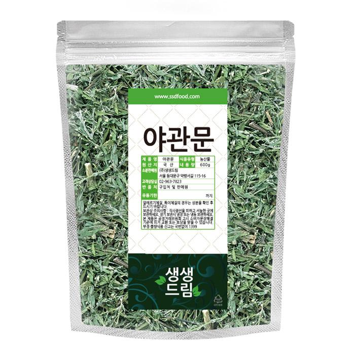 [야관문 약초] 생생드림 야관문 약초, 600 g, 1개 - 랭킹1위 (8500원)