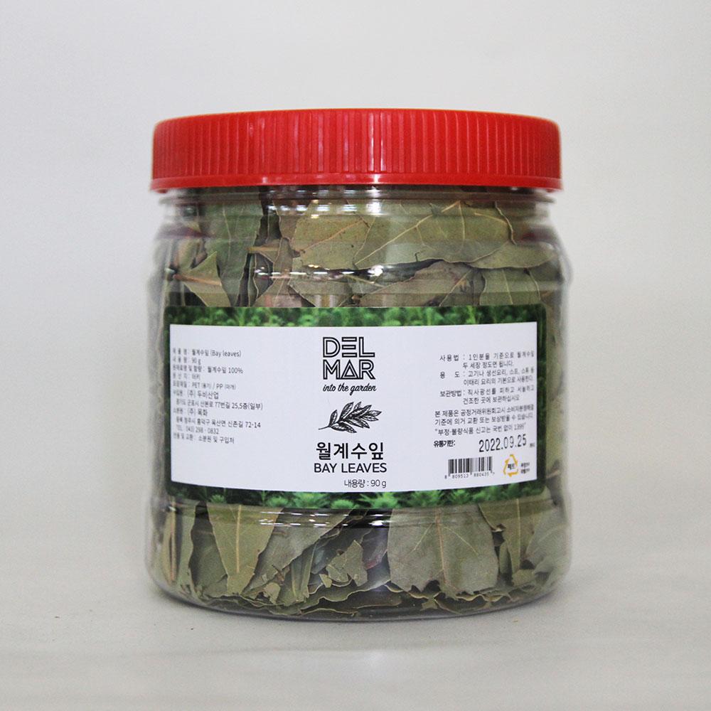 딜리셔스마켓 월계수잎, 90g, 1개