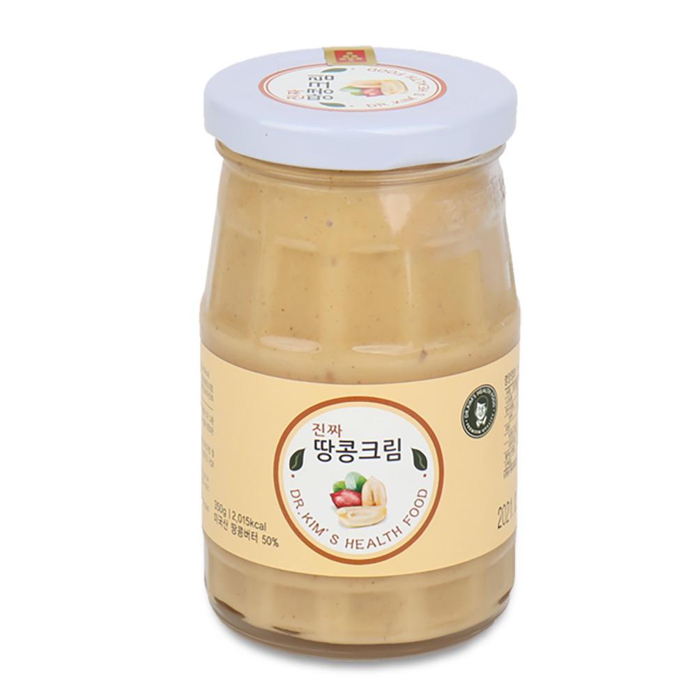 김재식헬스푸드 땅콩크림, 350g, 1개