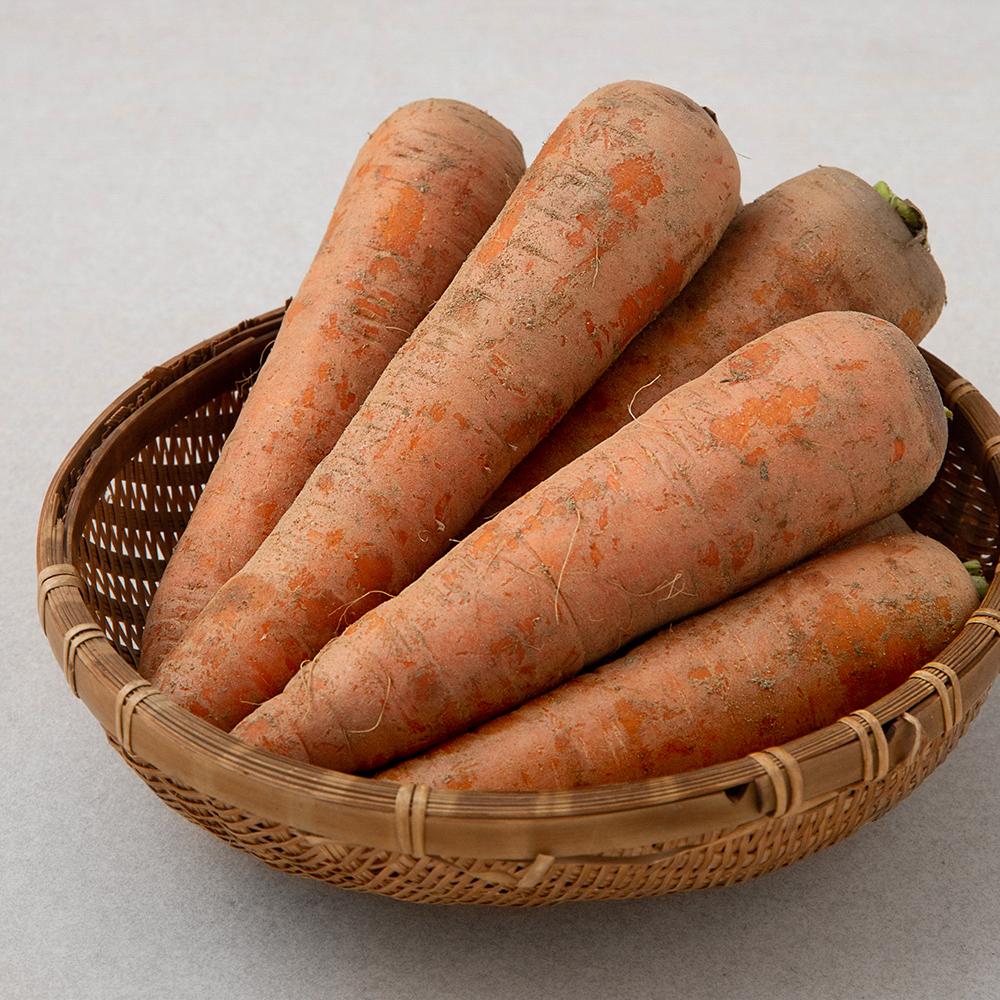 곰곰 밀양 흙당근, 1.5kg, 1봉
