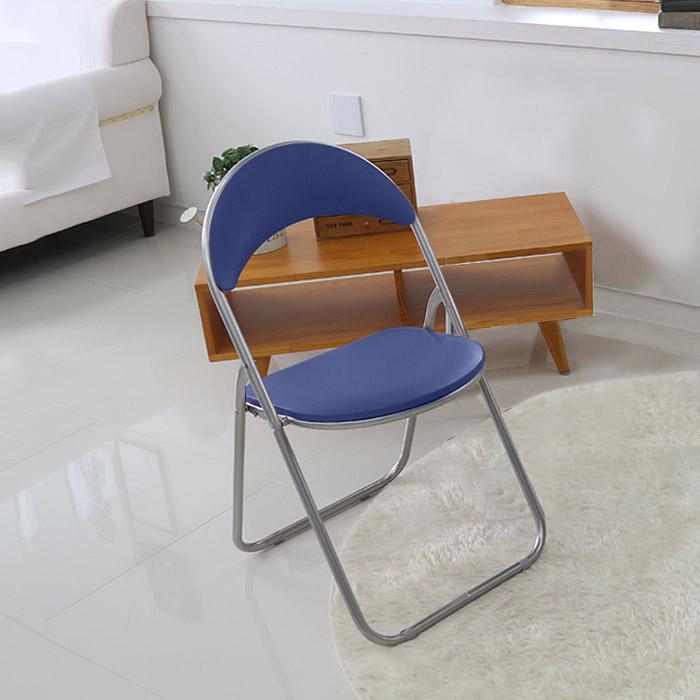 오에이데스크 반달 의자, 블루