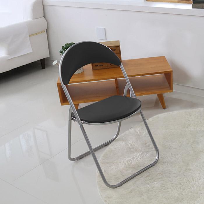오에이데스크 반달 의자, 블랙