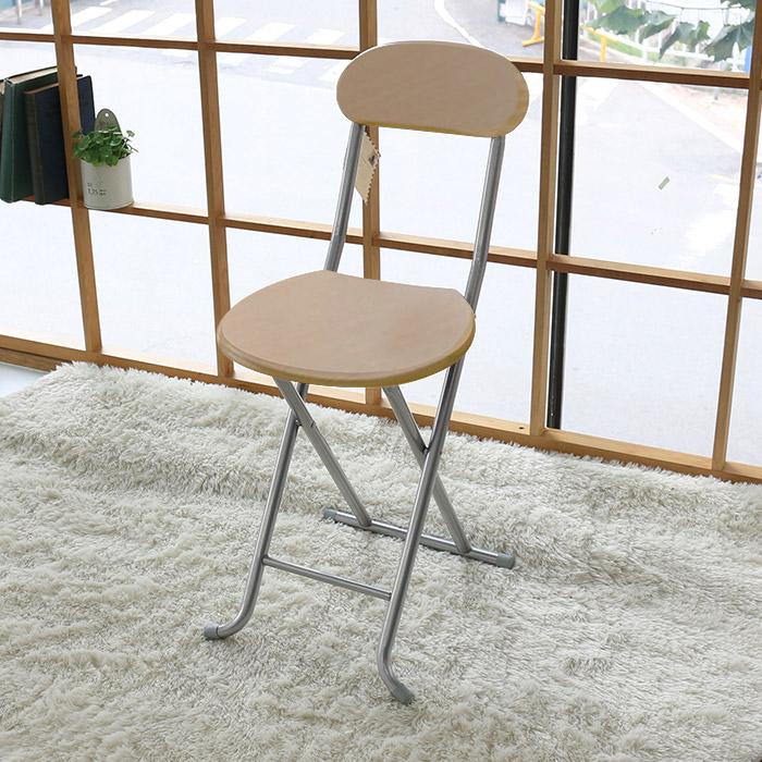 오에이데스크 나무 등받이 의자, 우드 OC007