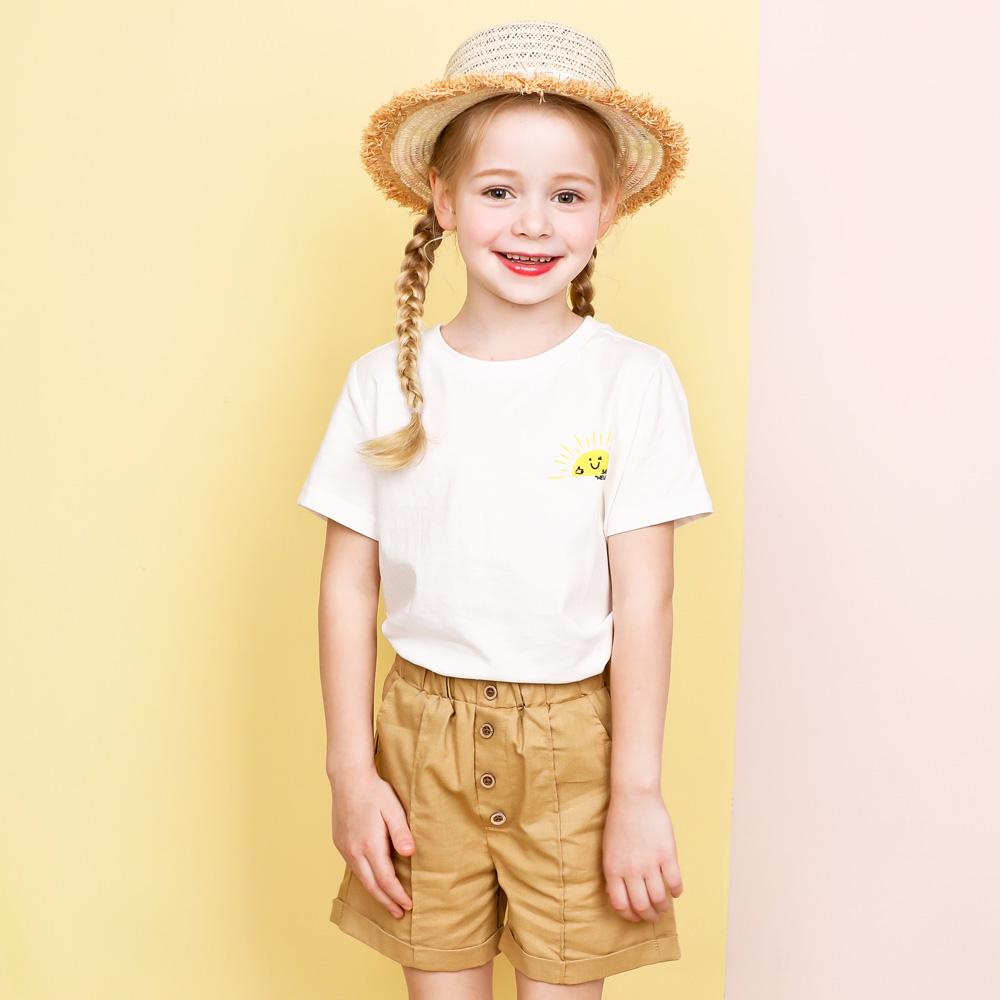 월튼키즈 아동용 선셋비치 티셔츠