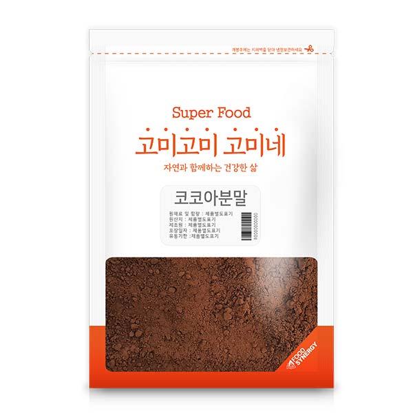 고미네 코코아분말, 300g, 1개