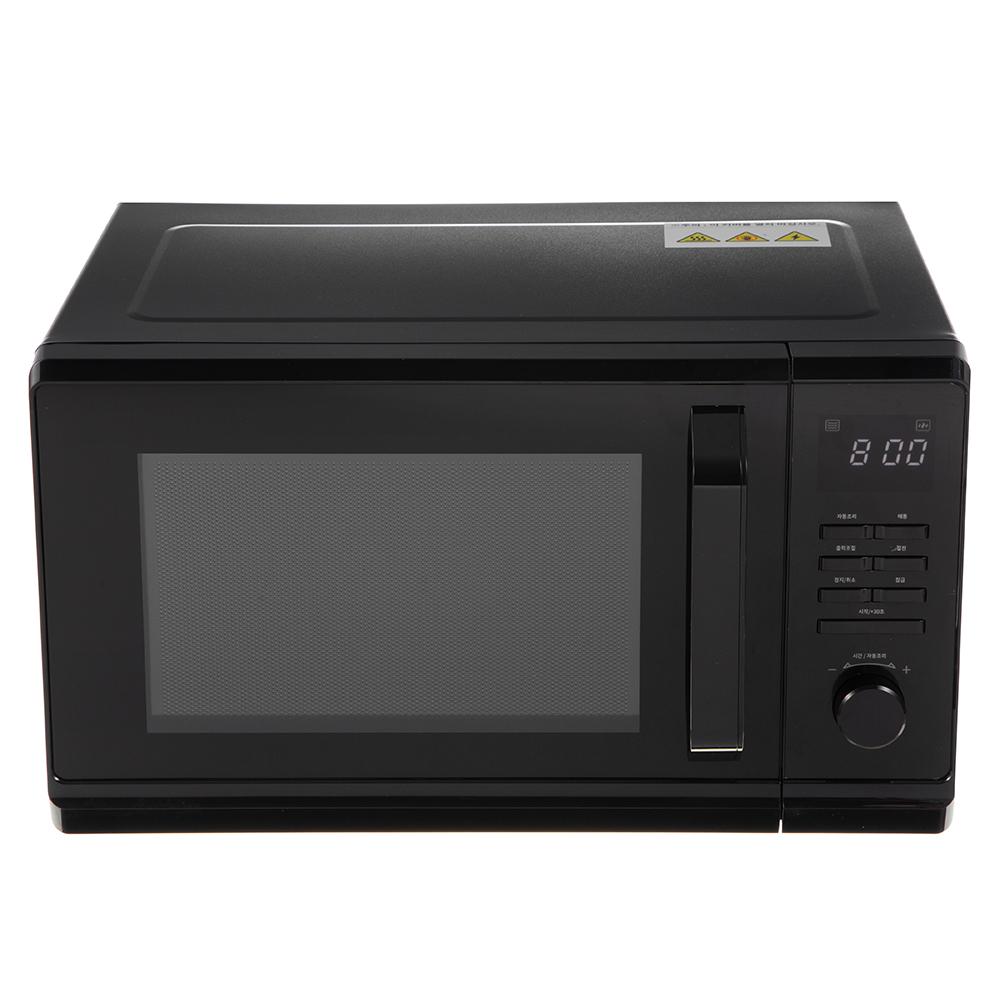 홈플래닛 디지털 전자레인지 23L 블랙