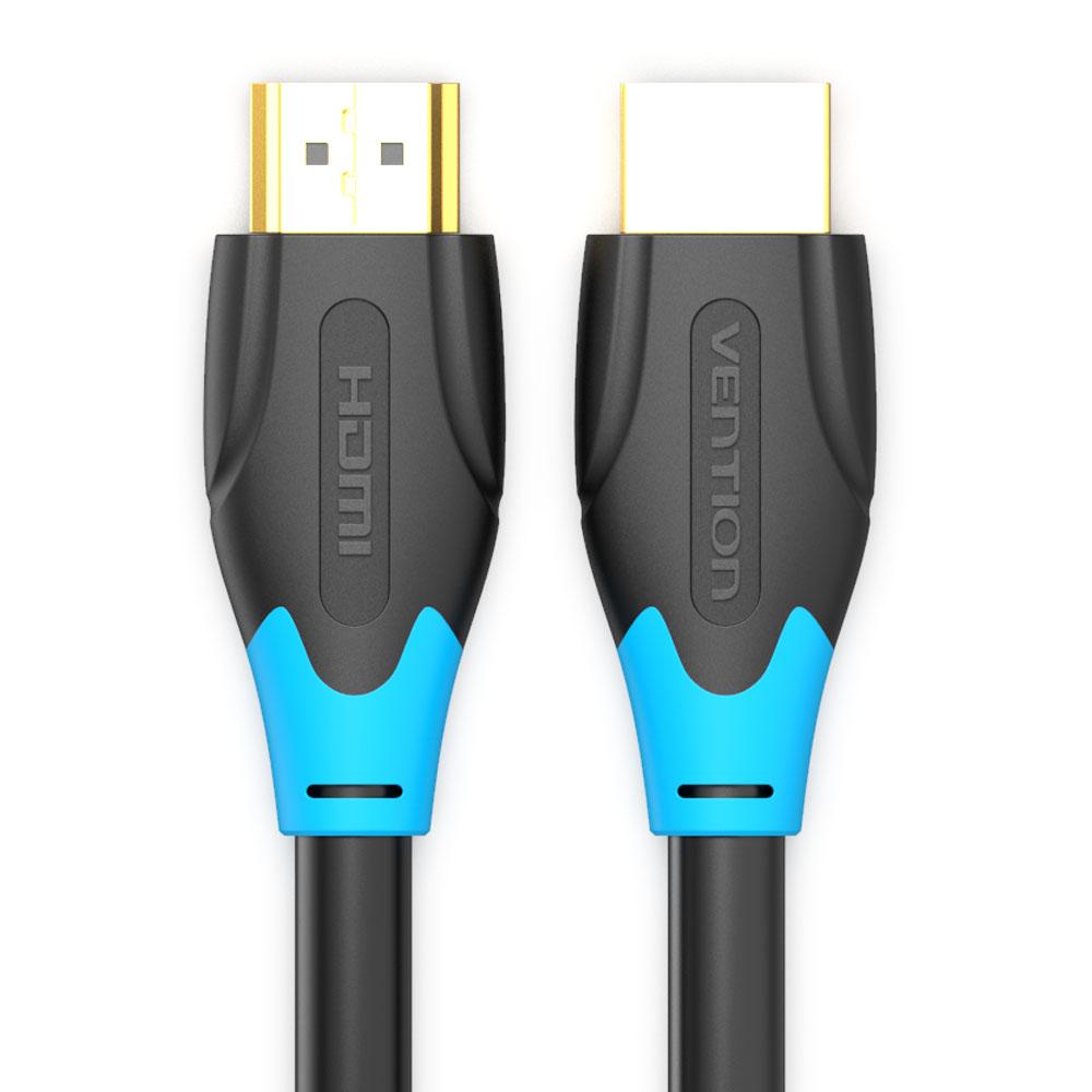 벤션 4K 골드블랙 HDMI 2.0 케이블, 1개, 3m