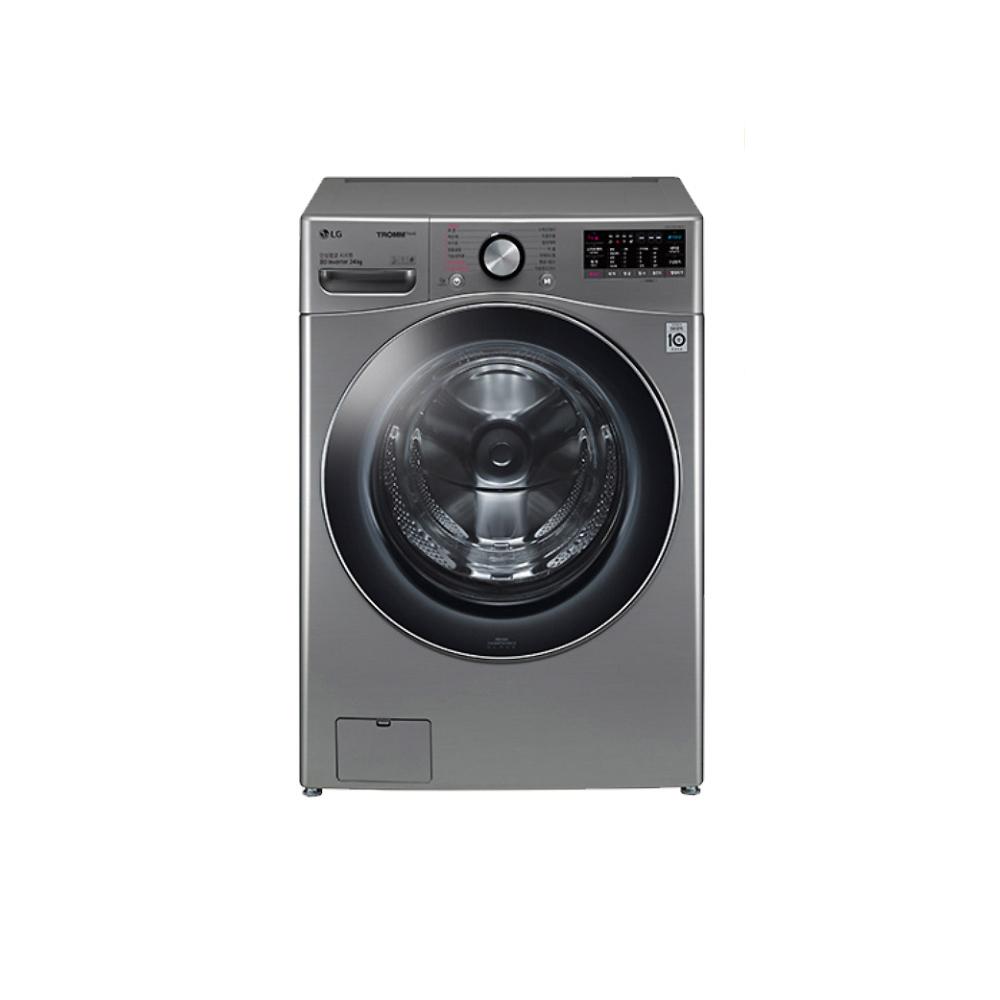 LG전자 트롬 드럼 세탁기 F24VDD 24kg 방문설치