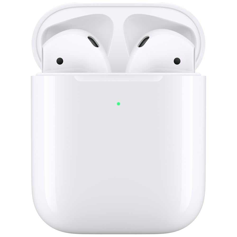Apple 에어팟 2세대 무선 충전 모델, MRXJ2KH/A