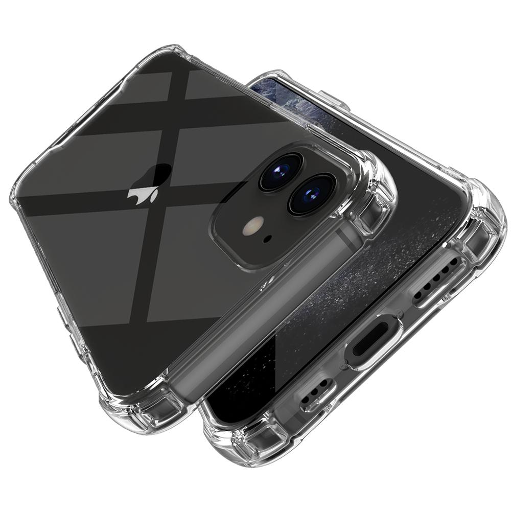 [범퍼케이스] 요거 아이폰 투명 범퍼 젤리 케이스 - 랭킹41위 (4130원)