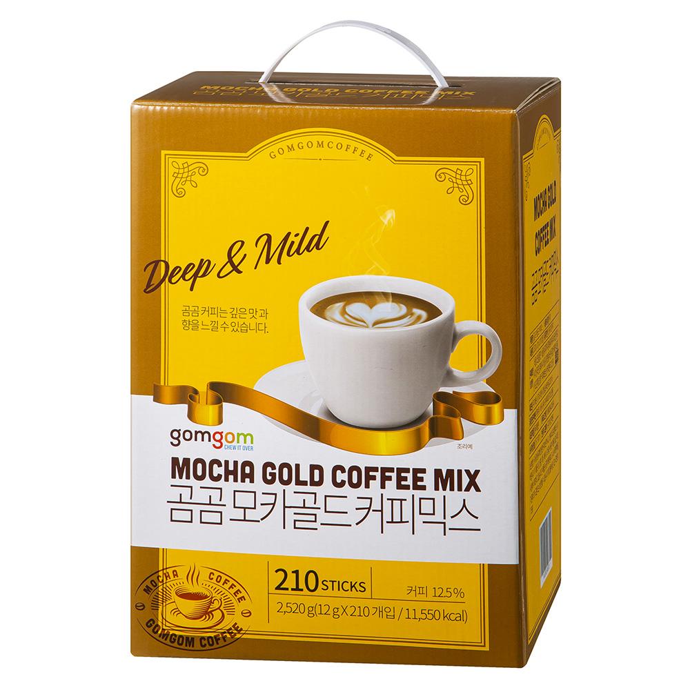 곰곰 모카골드 커피믹스, 12g, 210개입