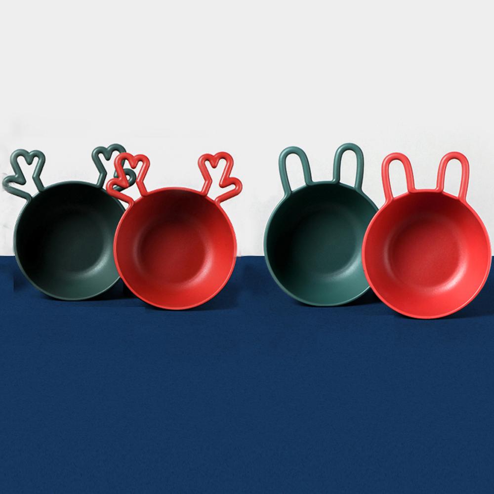 [애니멀볼] 나인웨어 애니멀 루돌프 그린 + 레드 + 래빗 그린 + 레드, 혼합 색상, 1세트 - 랭킹7위 (26900원)