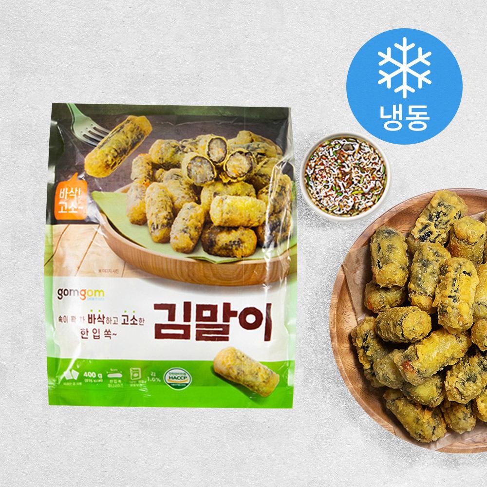 곰곰 김말이 (냉동), 400g, 1개