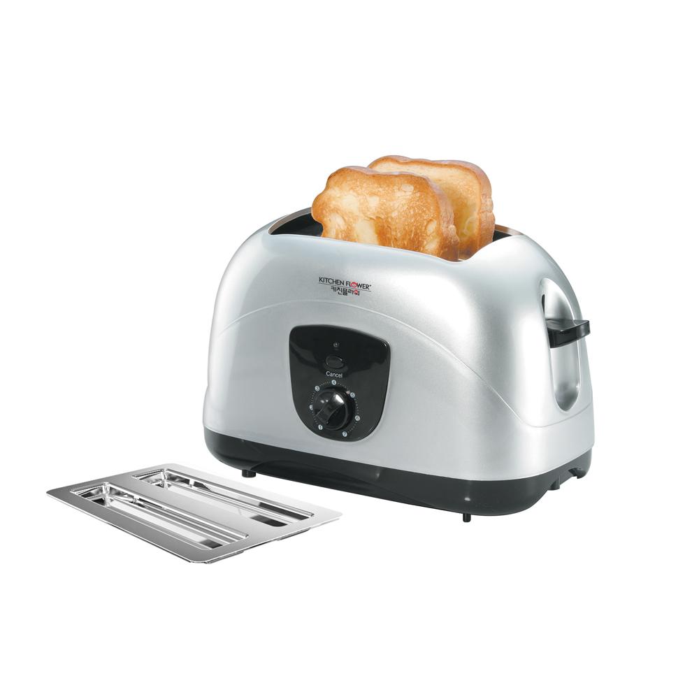 키친플라워 밀라노 토스터기, KF-TS200