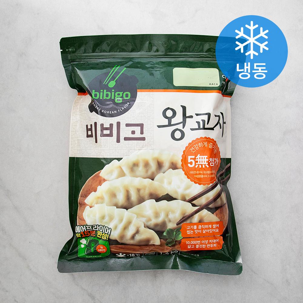 비비고 왕교자 (냉동), 1.4kg, 1개