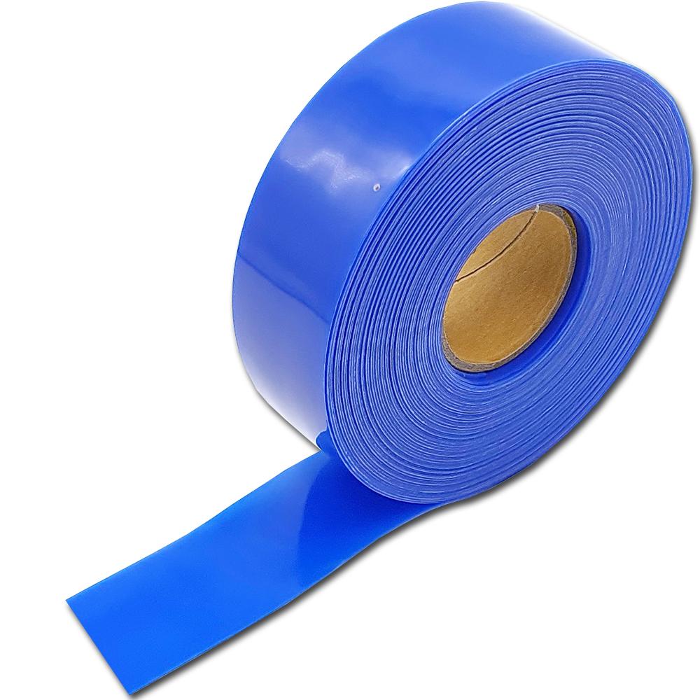 불독 자기융착 실리콘테이프 블루 25mm x 10m, 1개