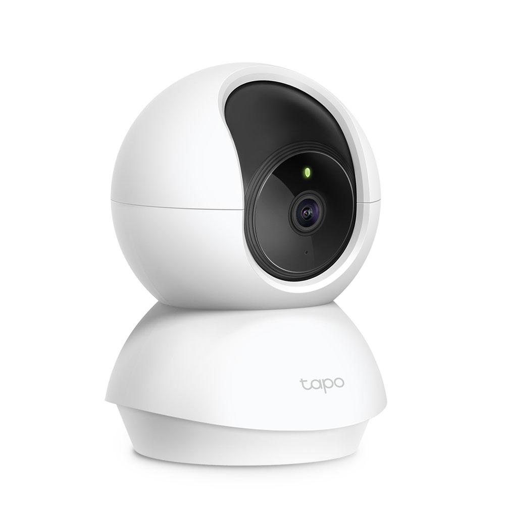 티피링크 전방향 회전형 스마트 홈 보안 카메라, TC70