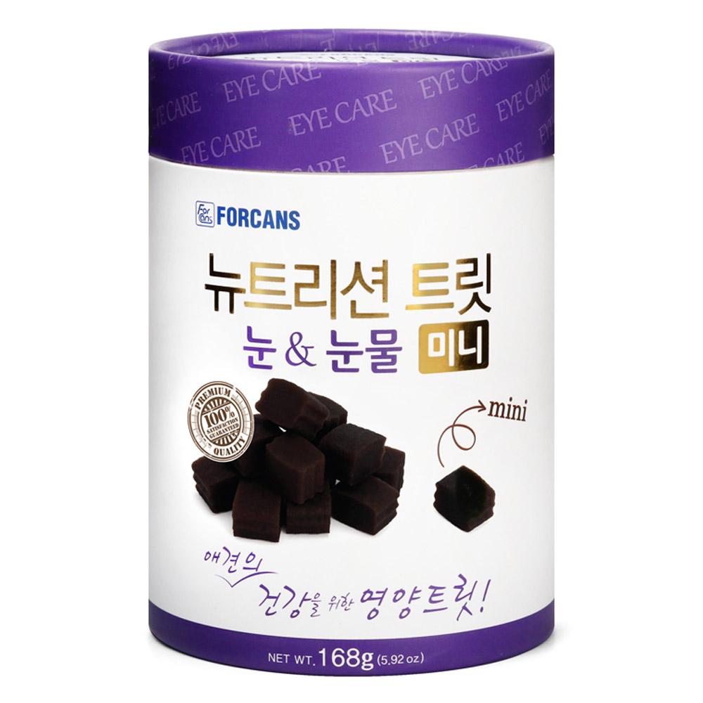 포켄스 강아지 영양제 뉴트리션 트릿 미니, 눈&눈물, 1개