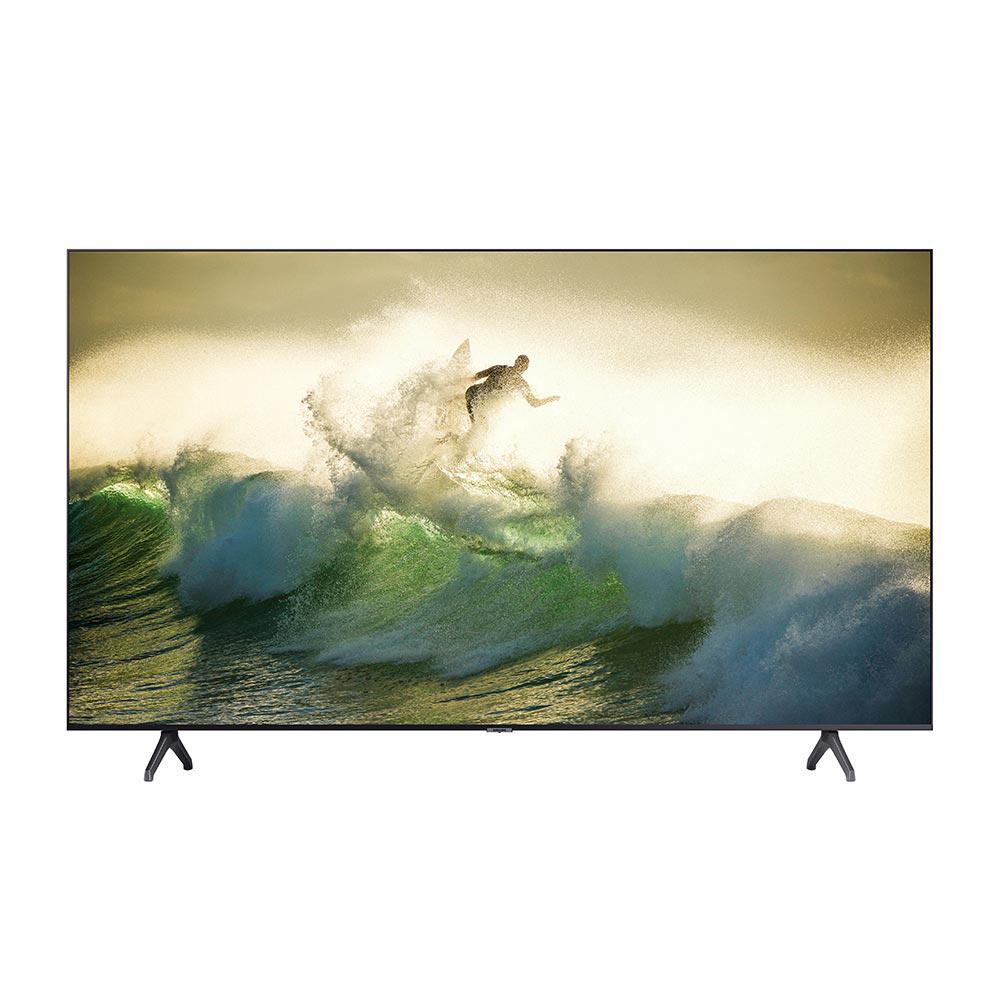 삼성전자 4K UHD 138cm 크리스탈 TV KU55UT7000FXKR, 스탠드형, 방문설치