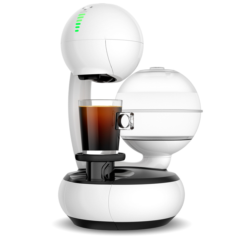 돌체구스토 에스페르타 캡슐 커피머신 화이트, 9779-7-1294831608