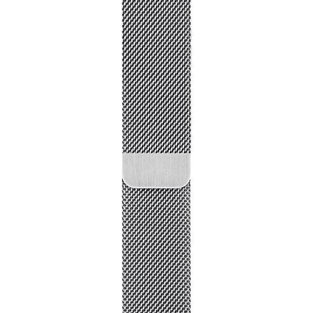 Apple 정품 애플워치 3/4/5 밀레니즈 루프, 42/44mm, Silver