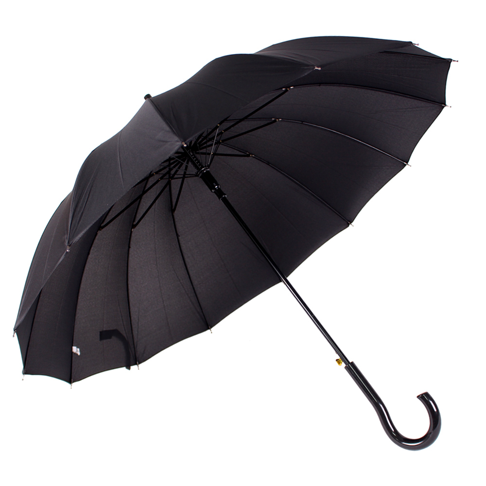 바니브라운 55 솔리드 곡자 장우산