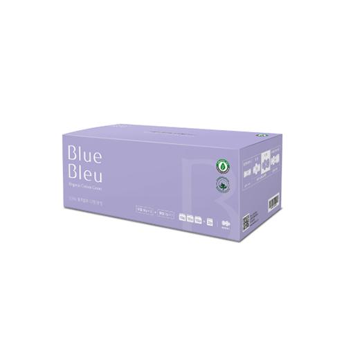 블루블루 울트라 슬림 대형 생리대 날개형 10개입 3p + 중형 2개입, 1세트