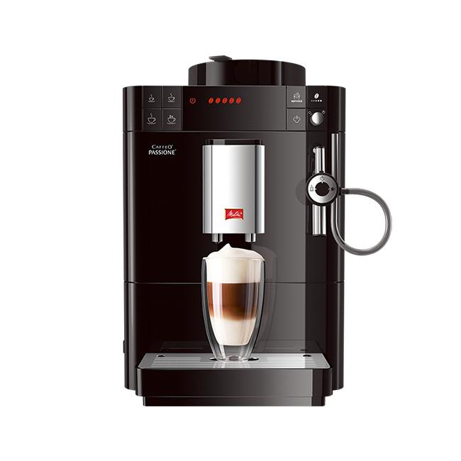 밀리타 카페오 파시오네 전자동 커피머신, F53/0-102