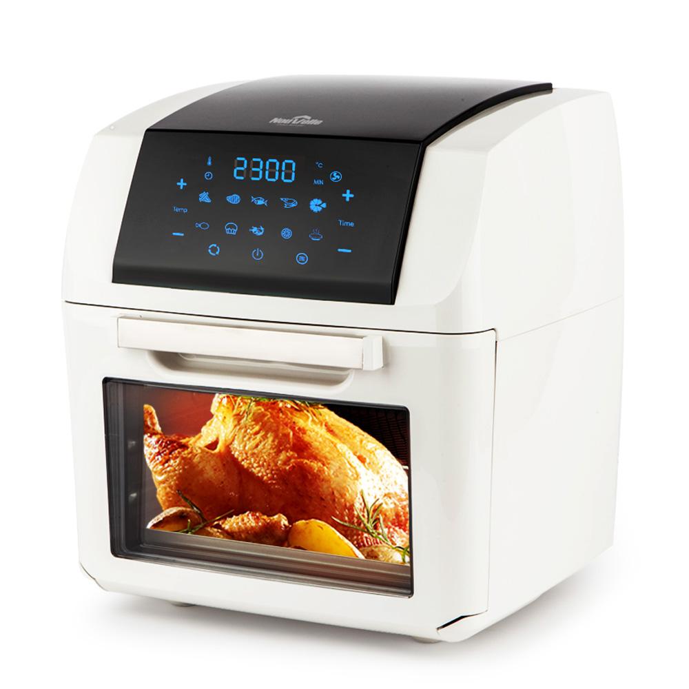 누벨르 로티세리 디지털 오븐 에어프라이어 12L, NV-AF1200