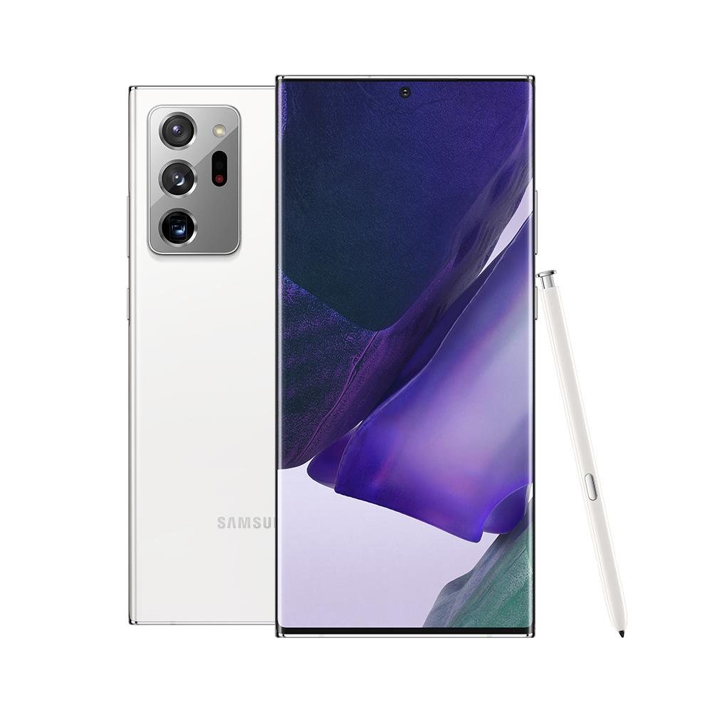 삼성전자 갤럭시 노트20 울트라 휴대폰, KT, 미스틱 화이트, 256GB