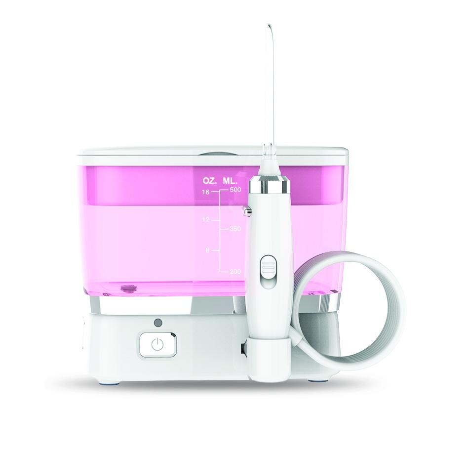 단미 클린픽 가정용 충전식 구강세정기 500ml, DA-CLS01T(핑크)