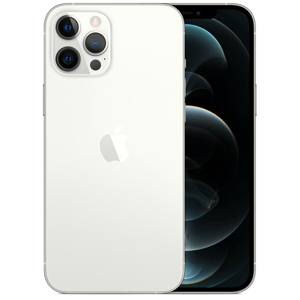 Apple 아이폰 12 Pro Max, Silver, 128GB