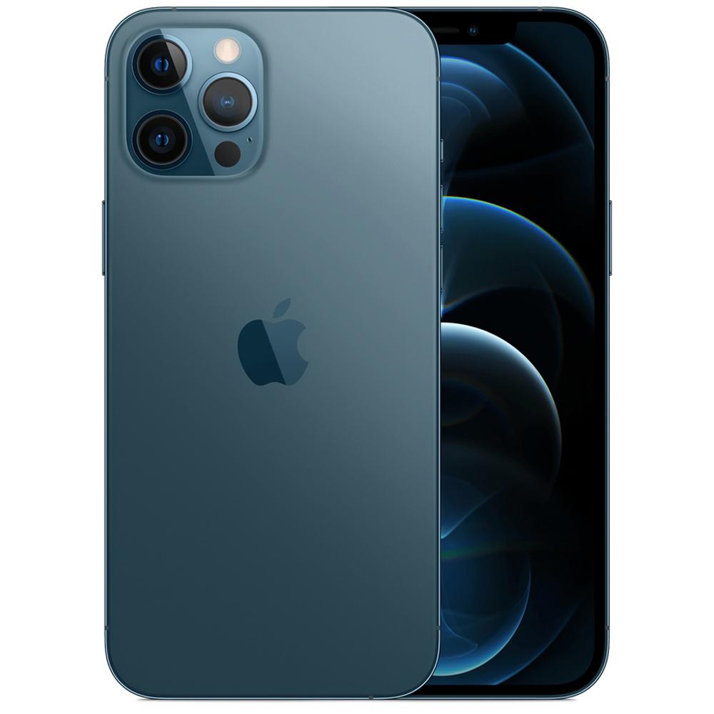 Apple 아이폰 12 Pro Max, Pacific Blue, 128GB