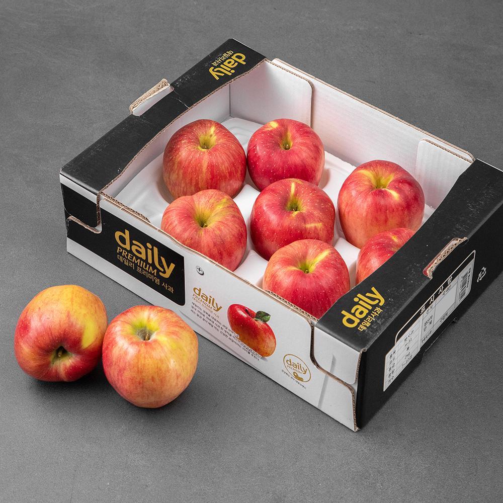 풍기농협 당도선별 햇사과, 2kg(7~10입), 1박스