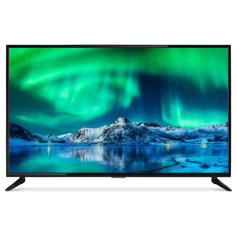 Apex UHD LED 139cm TV DB5500, 스탠드형, 자가설치