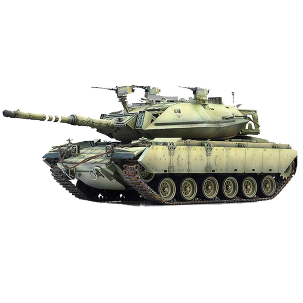 아카데미과학 프라모델 1:35 이스라엘 마카크 6B 갈 바타쉬 탱크 13281, 1개