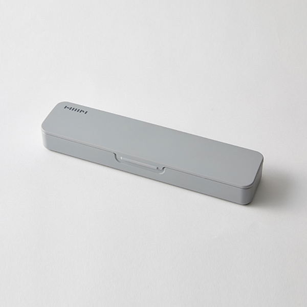 한샘 USB 충전식 휴대용 칫솔살균기 MPC01, 그레이