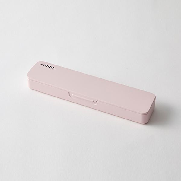 한샘 USB 충전식 휴대용 칫솔살균기 MPC01, 연핑크
