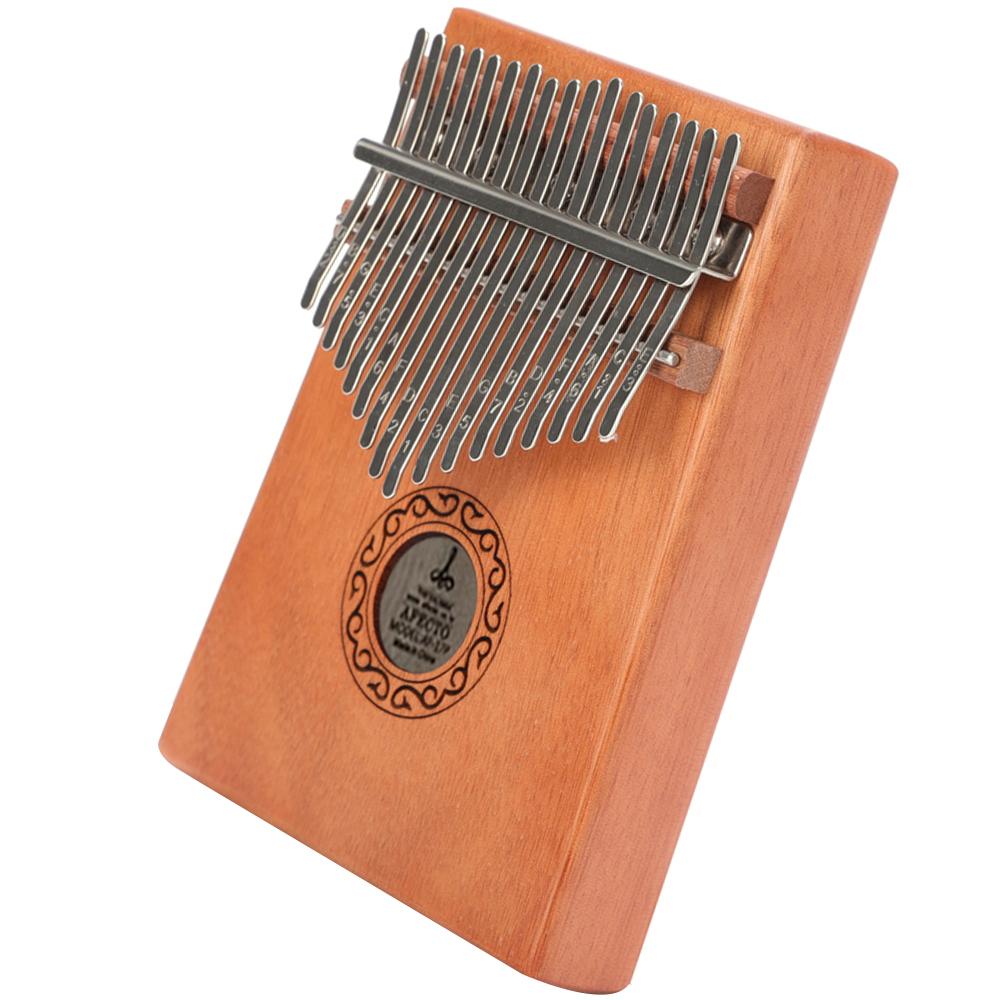 아펙토 마호가니 17음계 음계각인 칼림바, 단일상품