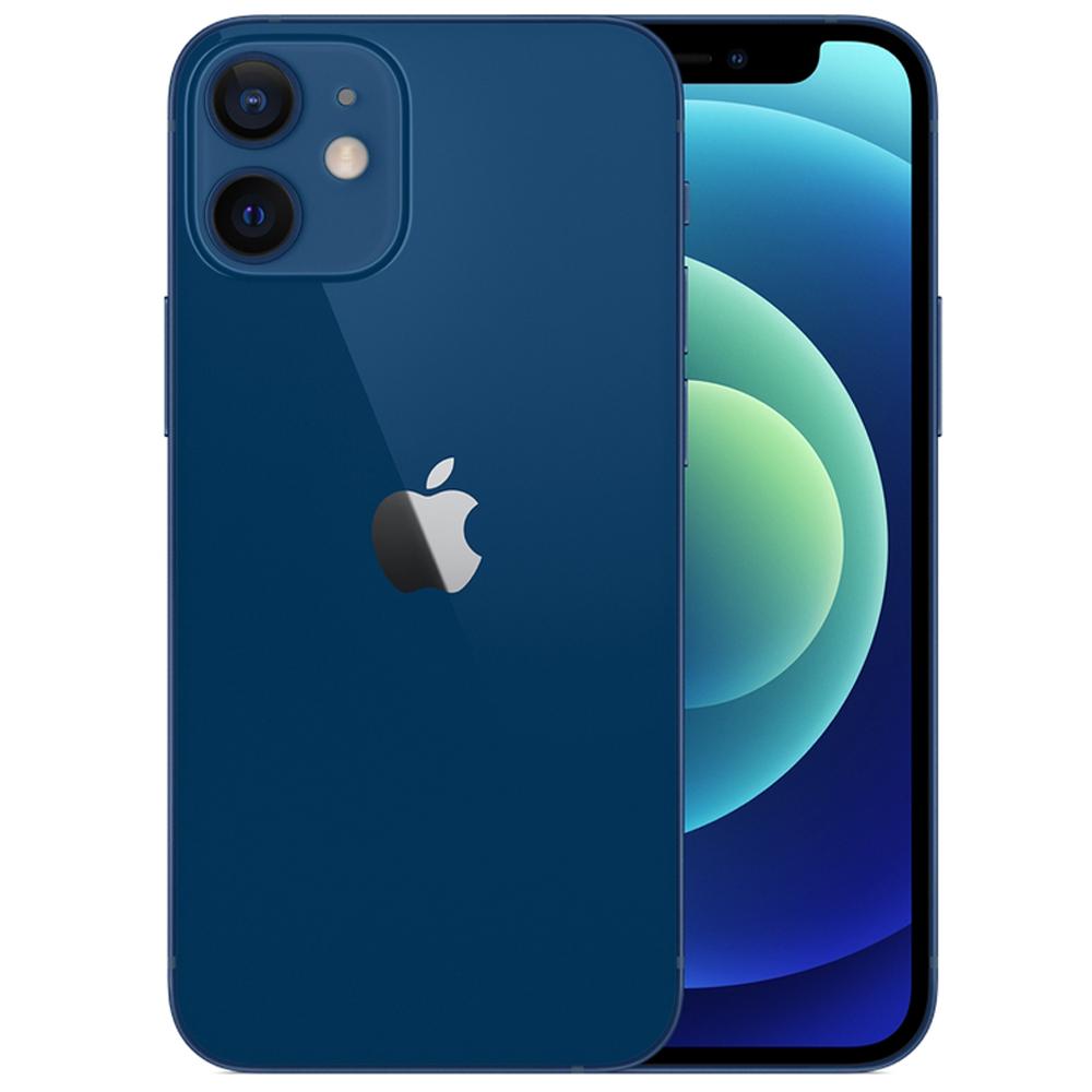 Apple 아이폰 12 mini 자급제, 64GB, 블루