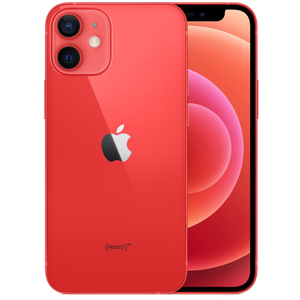 Apple 아이폰 12 mini 자급제, 64GB, (PRODUCT)RED
