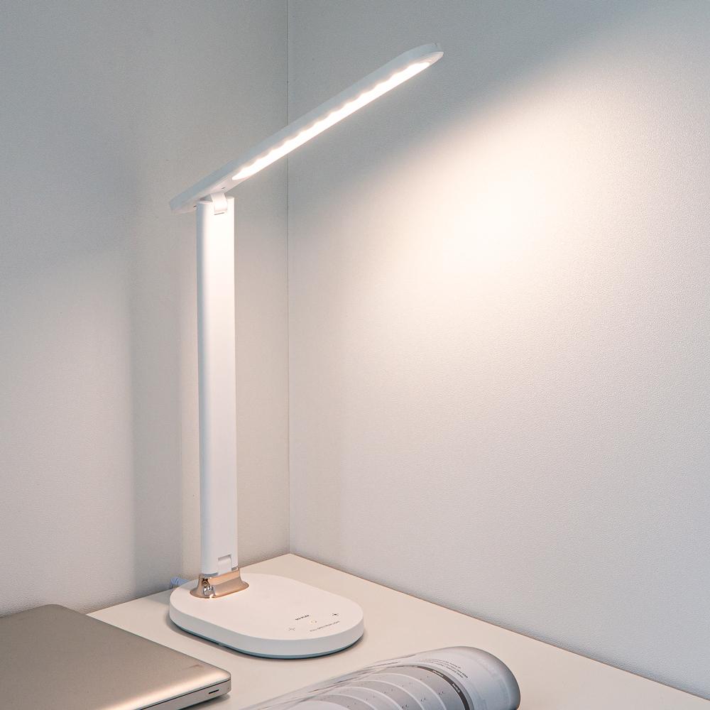 듀플렉스 스펙트럼 라이트 학습용 LED 스탠드 DP-031LS, 혼합색상
