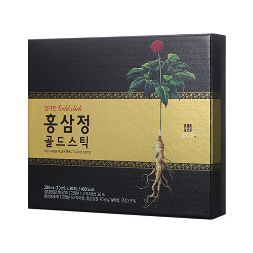 참다한 홍삼정 골드 진액스틱 30p, 300ml, 1개